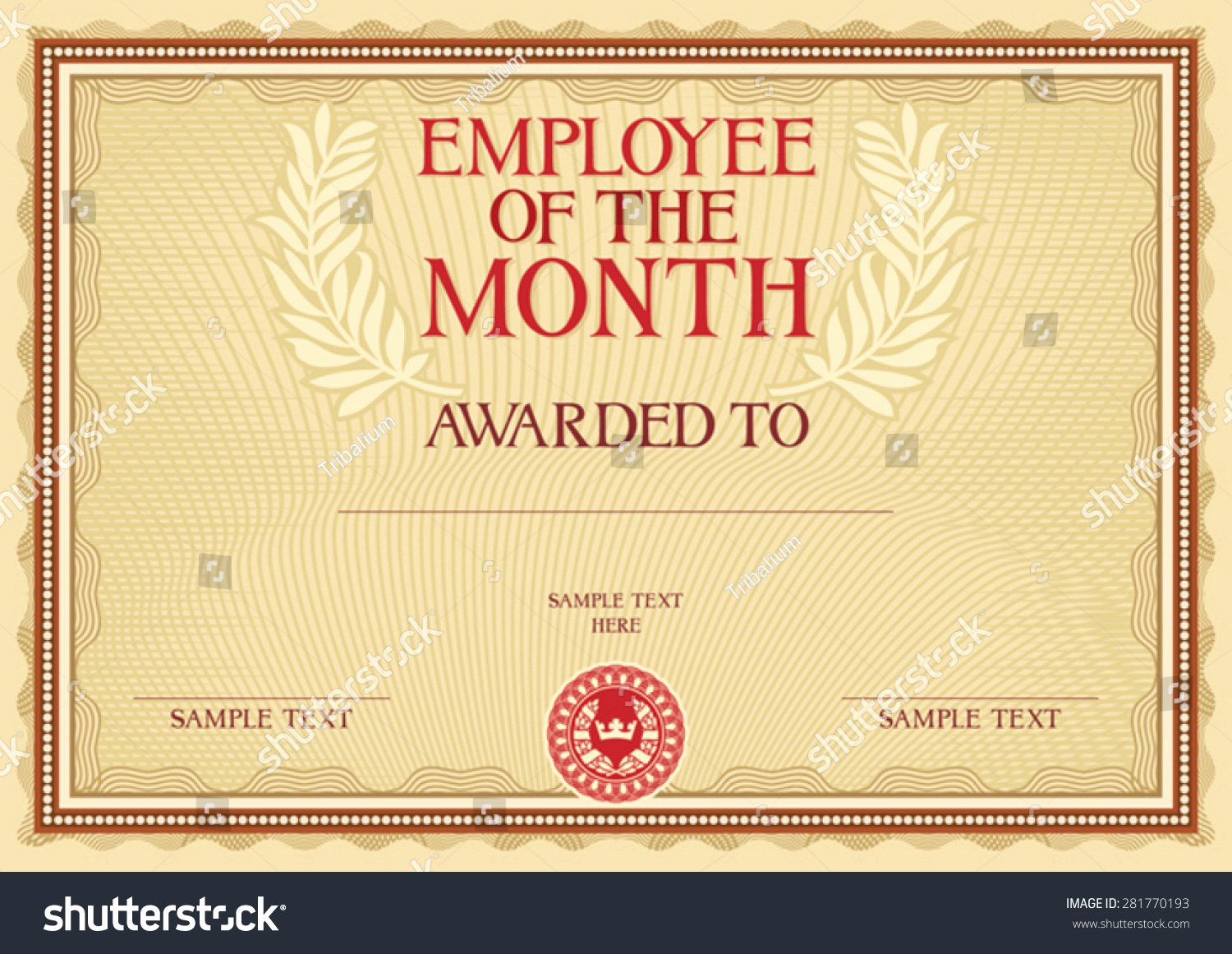 Employee Of the Month Online Best Of Line Image & Editor Shutterstock Editor