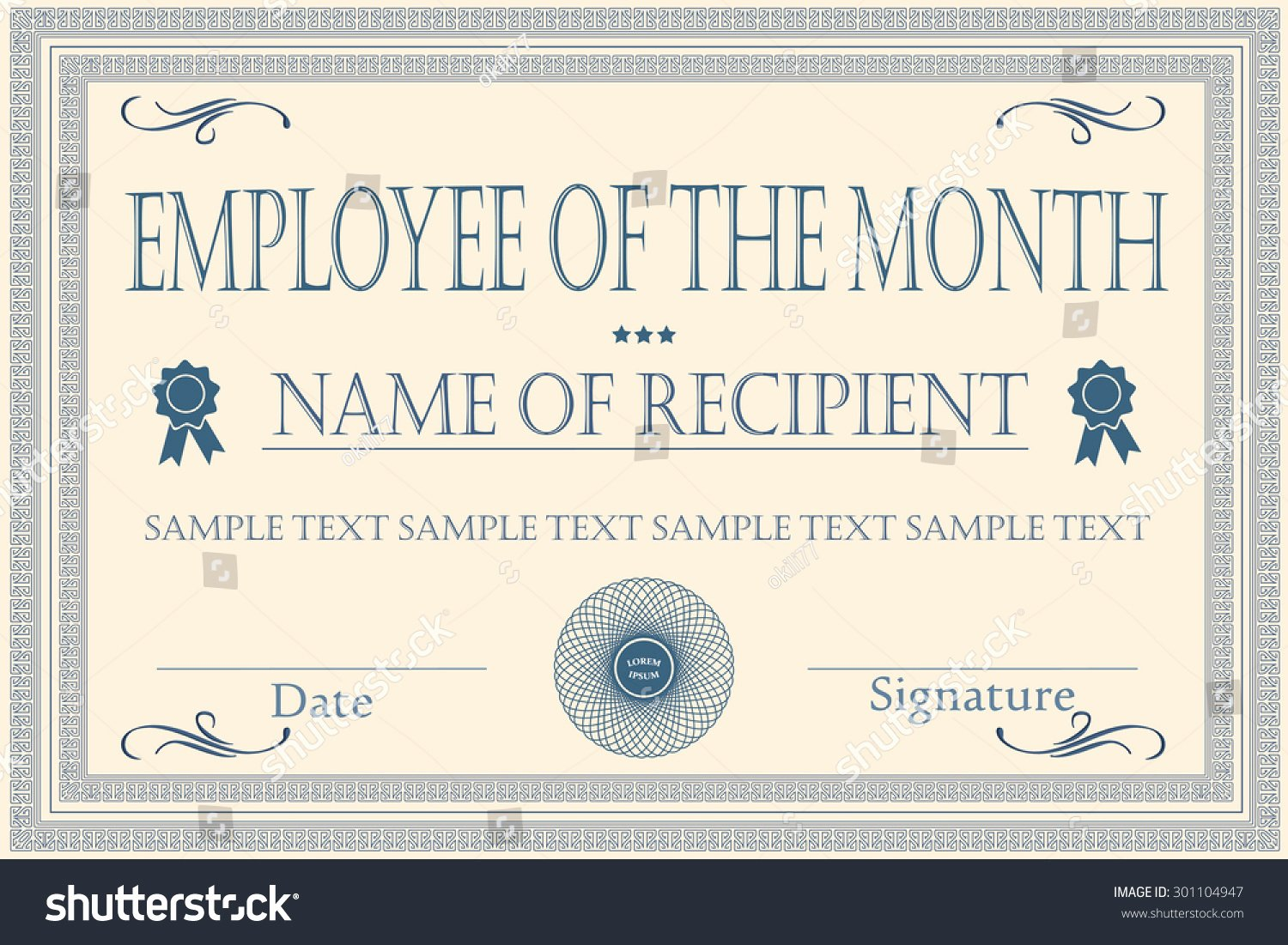 Employee Of the Month Online Free Unique Line Image & Editor Shutterstock Editor