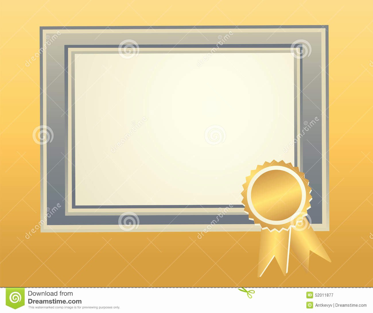 Employee Of the Month Photo Frame Template Beautiful Blank Frame Template Stock Vector Image Of Blank Awards