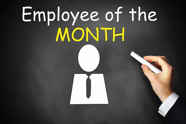 Employee Of the Month Picture Frame Unique Royalty Free Employee the Month and