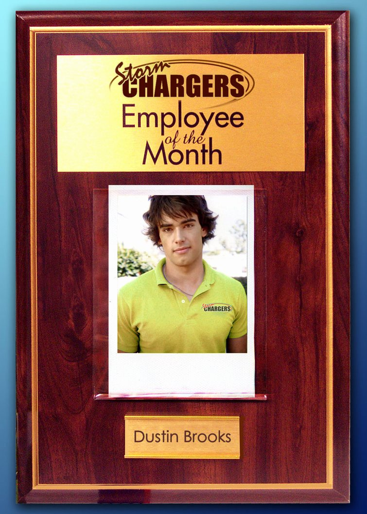 Employee Of the Month Plaque Template Awesome Ninjas Dude A Power Rangers Ninja Storm Fan Haven July