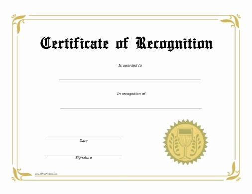 Employee Recognition Cards Printable Best Of Printable Employee Appreciation Certificate Templates
