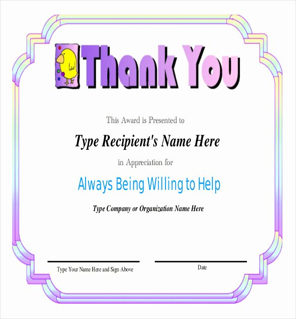 Employee Recognition Cards Printable Inspirational Employee Recognition Awards Template 9 Free Word Pdf