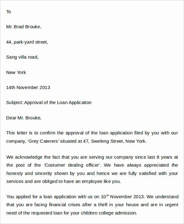 Employees Loan Agreement Elegant 25 Agreement Letter Templates Word Pdf