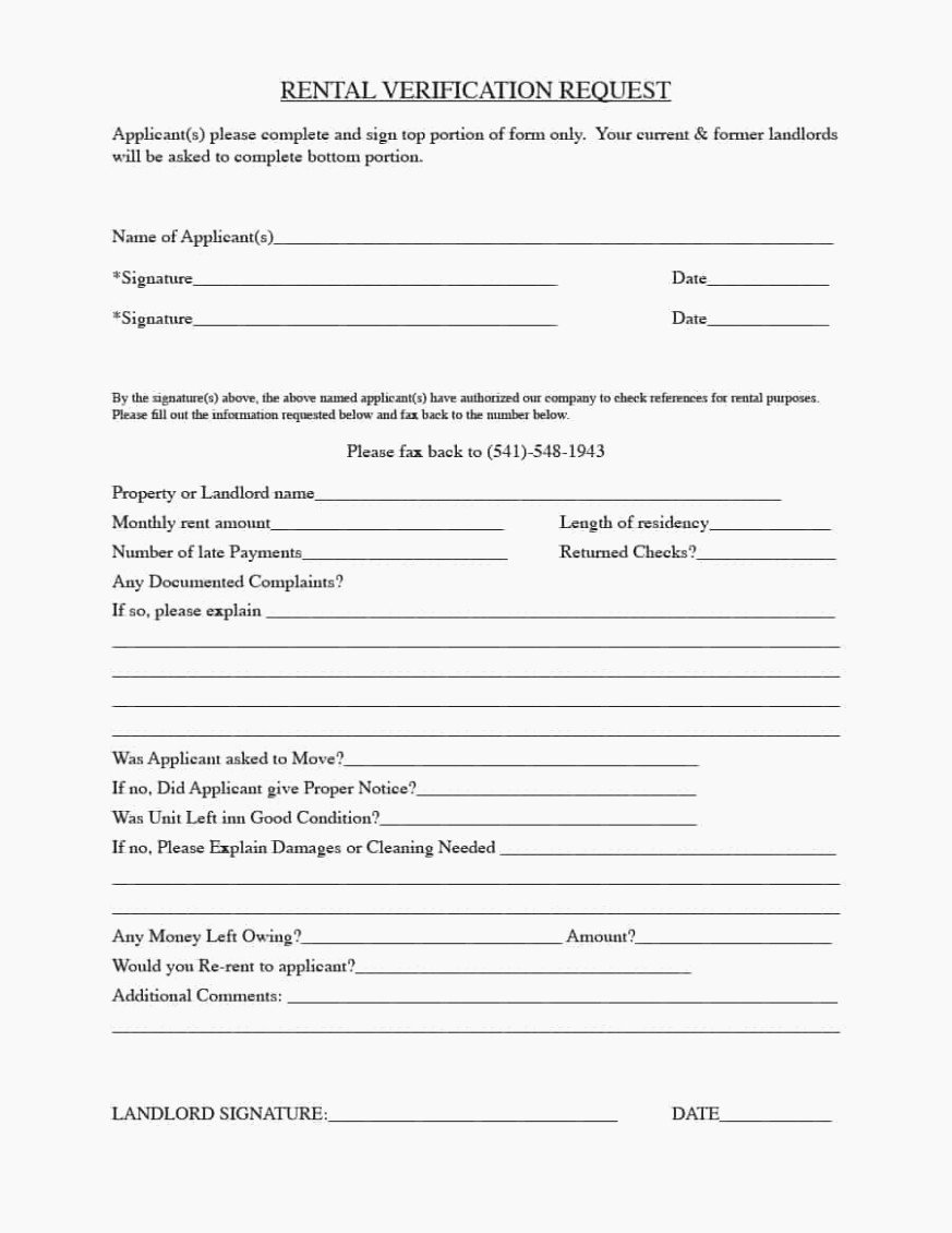 Employment Verification form Texas New How You Can attend Verbal