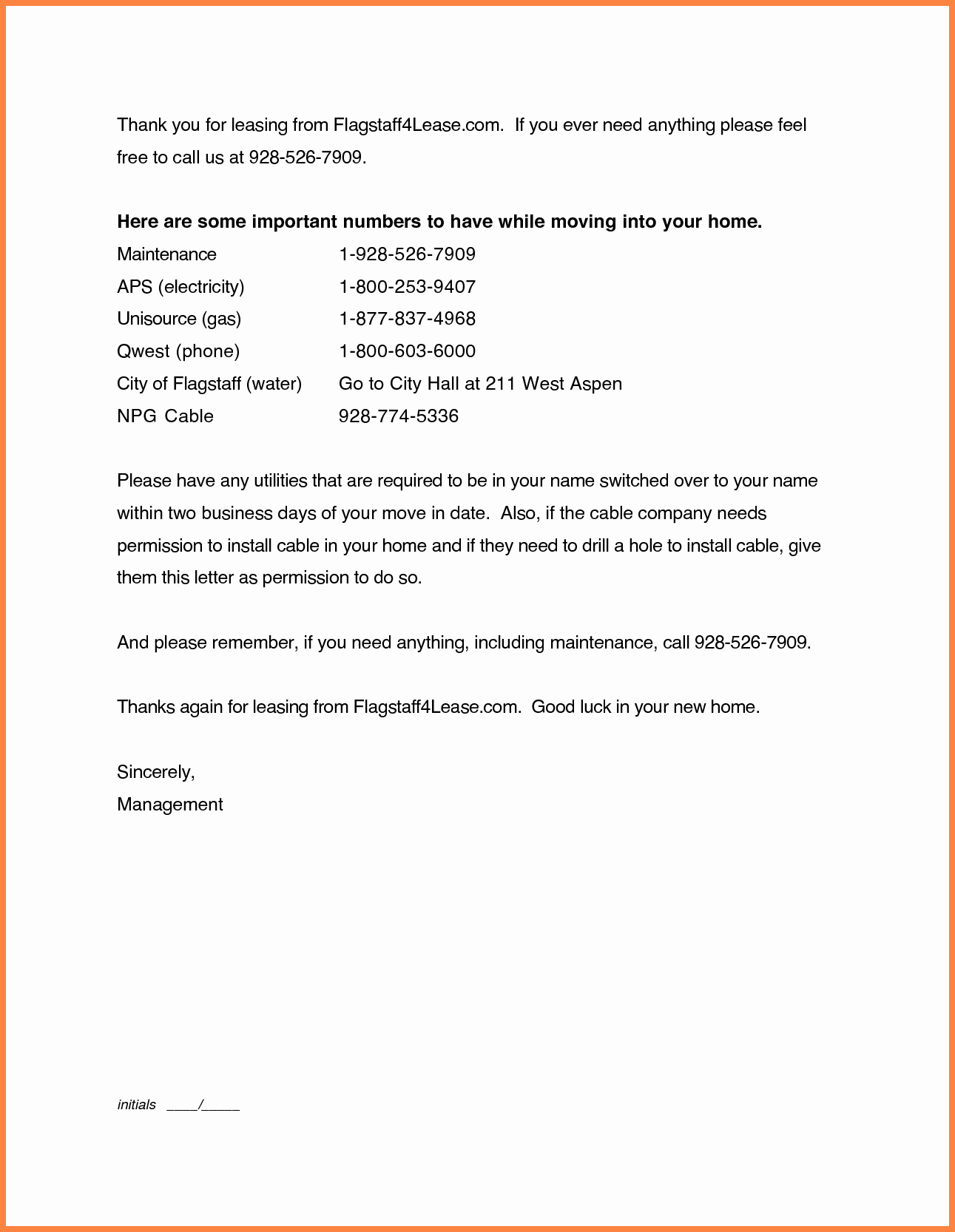 End Of Lease Letter to Tenant New 8 Letter to Tenant to Terminate Lease Agreement