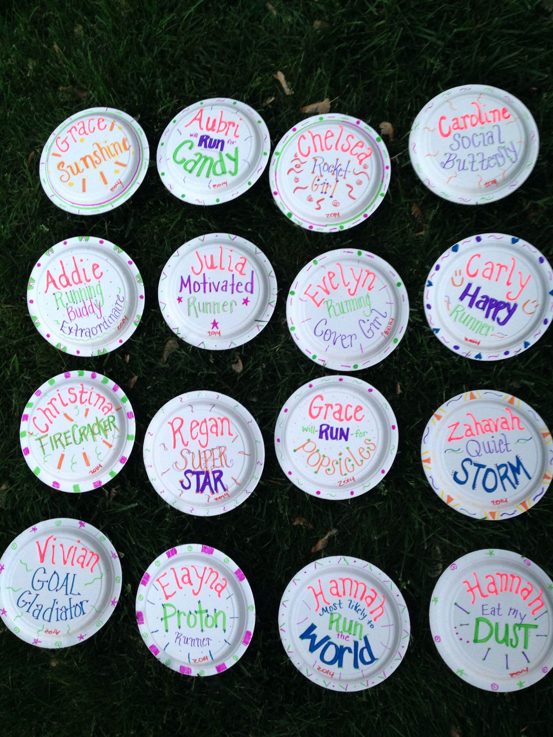 End Of Season soccer Awards Ideas Best Of Gotr Paper Plate Awards