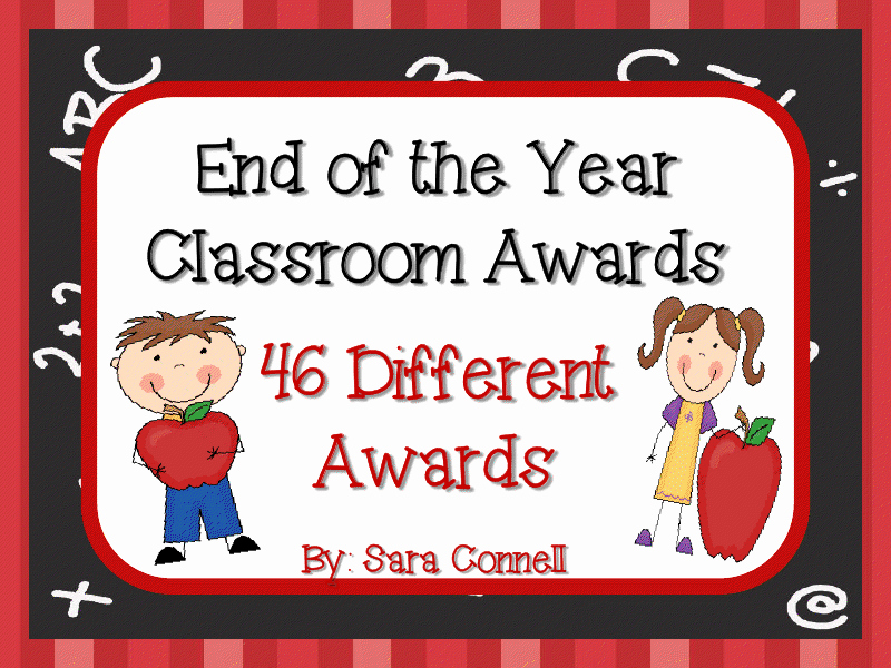 End Of the Year Awards for Students Funny Luxury First Grade Funtastic End Of the Year Classroom Awards