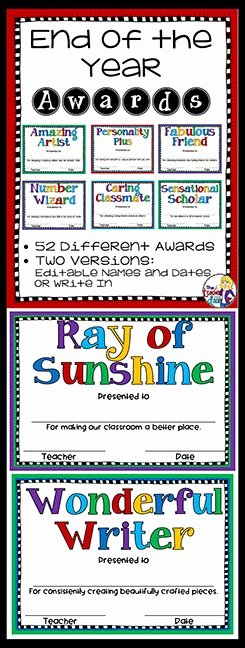 End Of Year Awards Certificates Lovely Best 25 Award Certificates Ideas On Pinterest