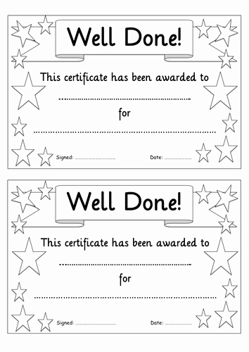 End Use Certificate Template Inspirational Year 6 Leavers Memory Work Book End Of Year Transition by