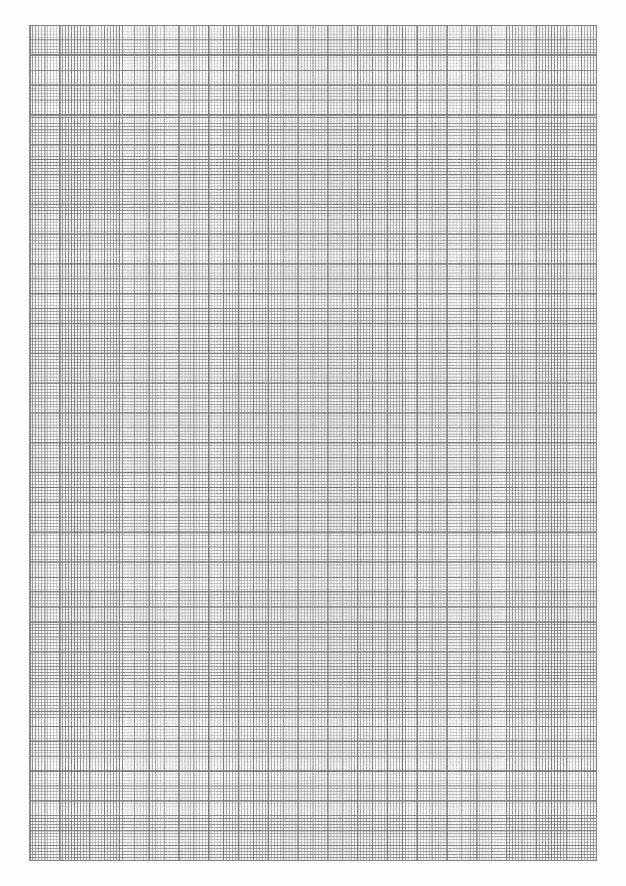 Engineering Paper Pdf Awesome File Graph Paper Mm A4 Pdf