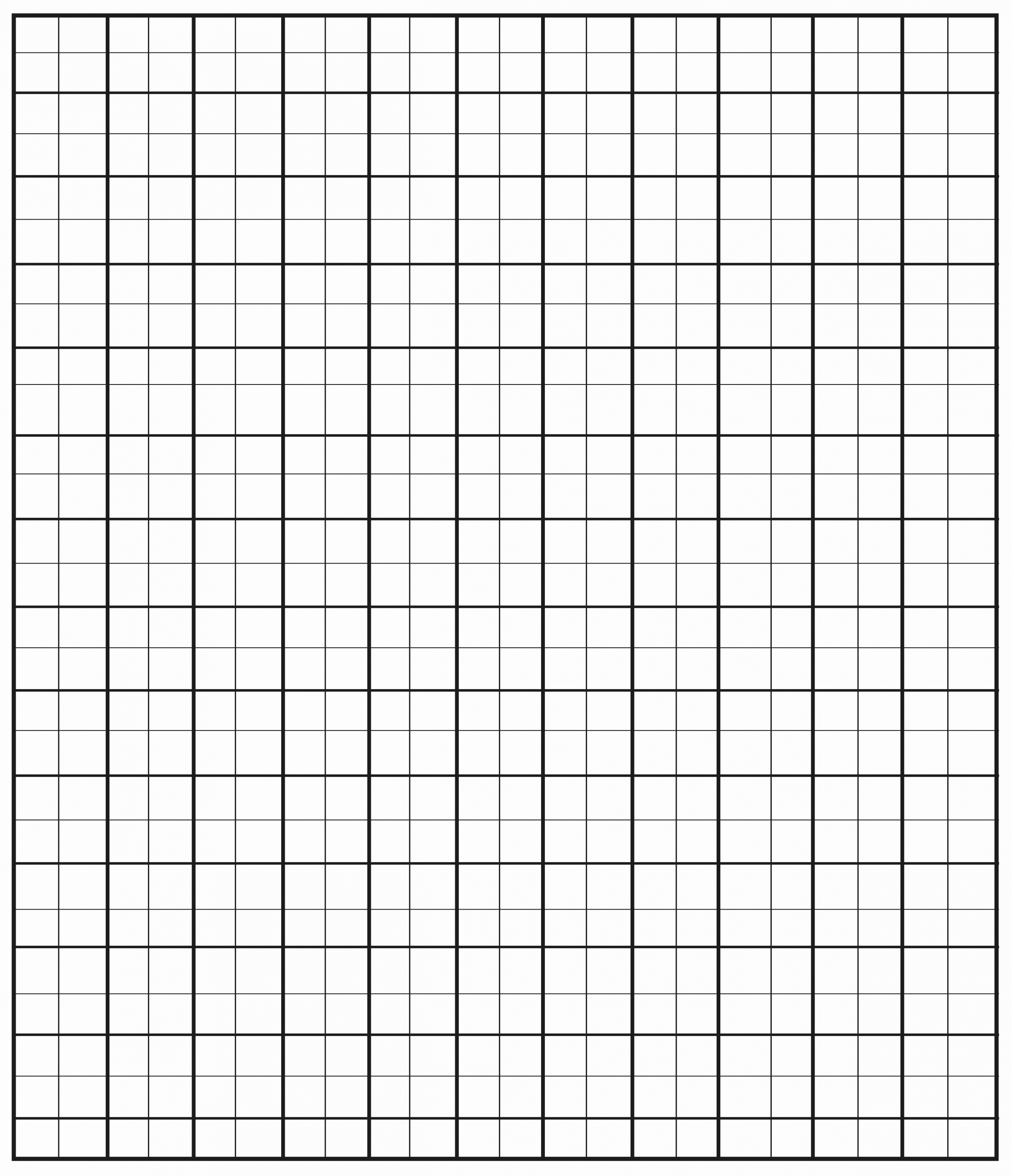 Engineering Paper Pdf Beautiful Free Printable Quad Ruled Graph Paper Template