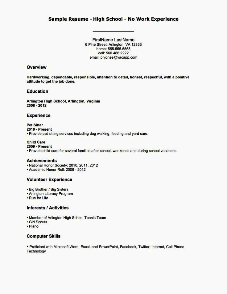Entry Level It Resume with No Experience Elegant Entry Level Cnc Resume No Experience