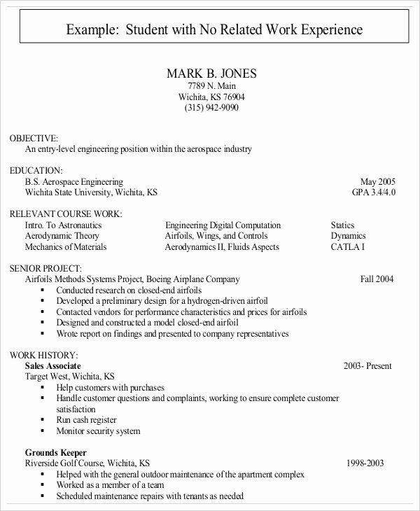 Entry Level It Resume with No Experience Luxury Entry Level Administrative assistant Resume – 7 Free Pdf