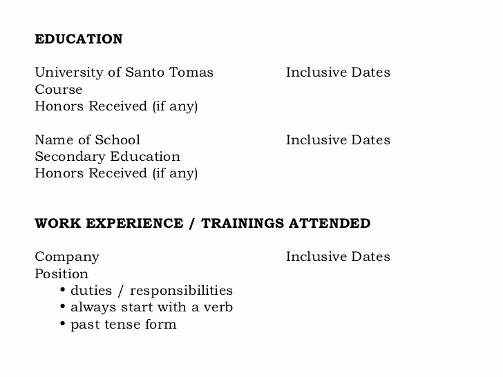 Estimated Graduation Date On Resume Awesome Resume Writing