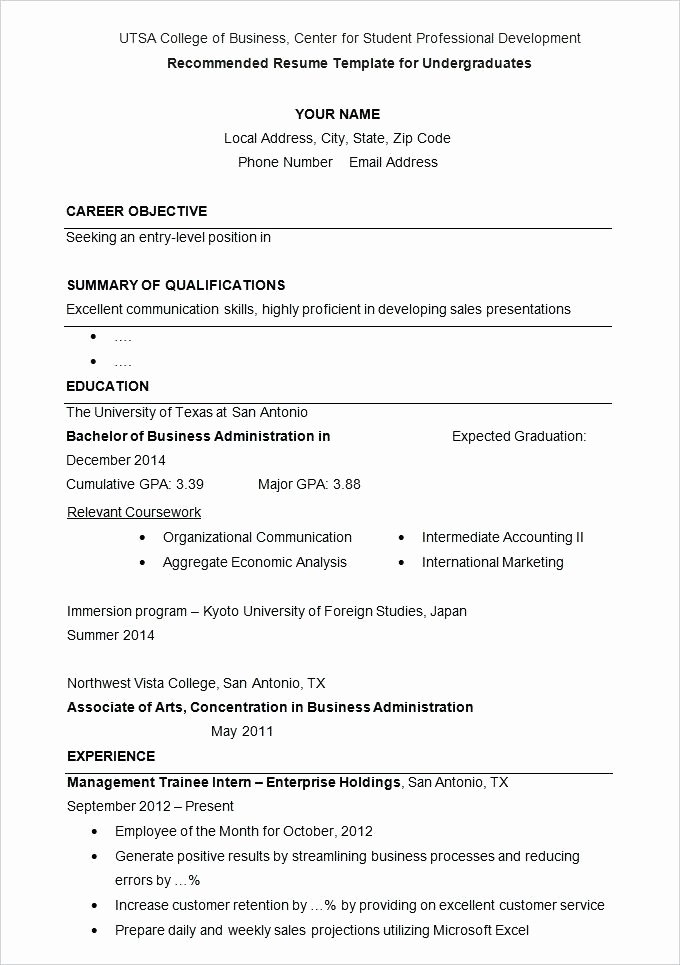 Estimated Graduation Date On Resume Beautiful Expected Date Of Graduation On Resume – Airexpresscarrier