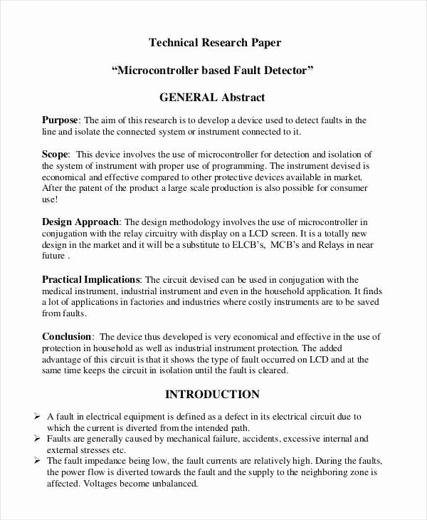 Example Of Introduction In Research Paper Pdf New 34 Research Papers In Pdf
