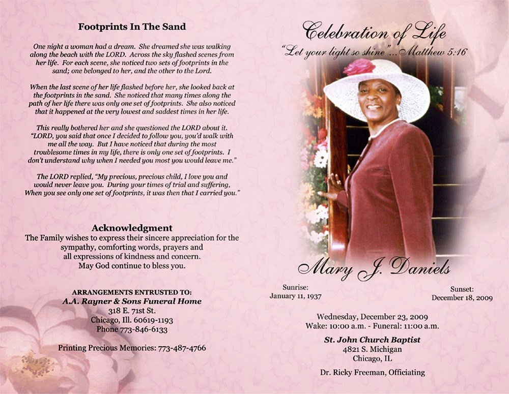 Examples Of Obituaries for A Mother New Sample Obituary for Mother