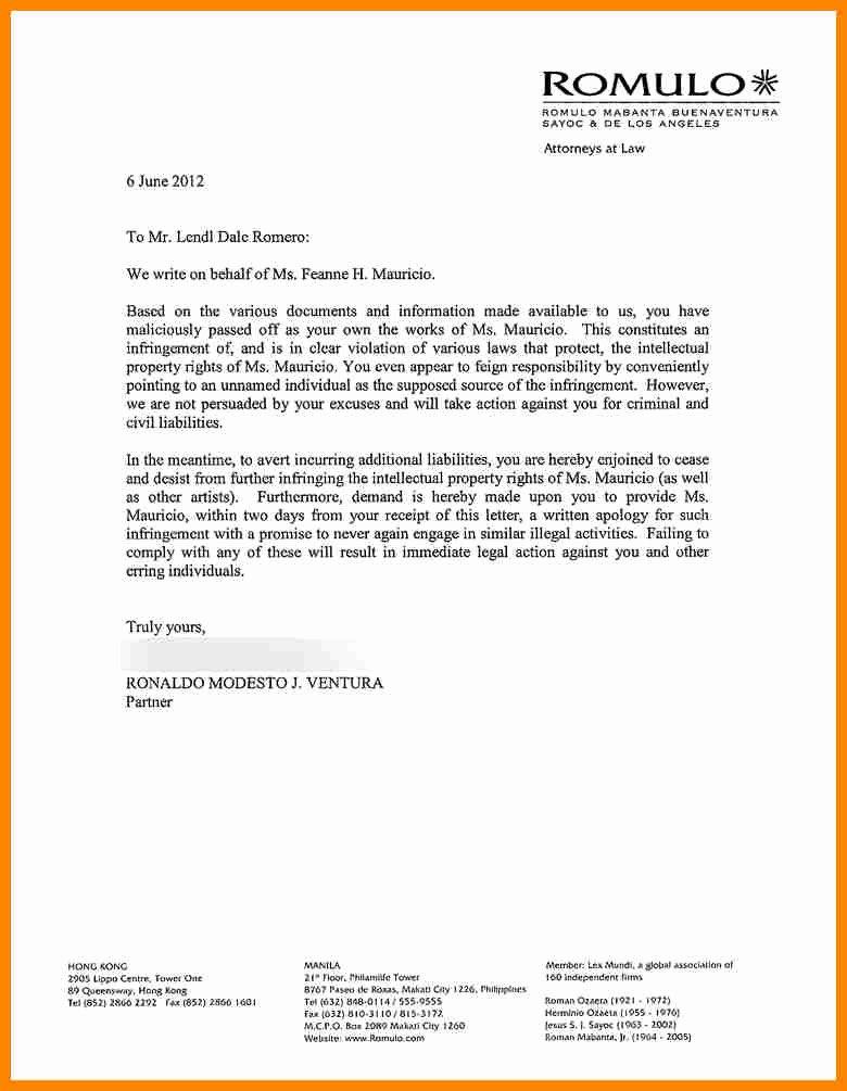 Explanation Letter Sample Luxury Explanation Letter Sample for Mistake 10