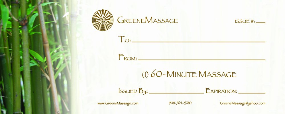 Facial Gift Certificate Template Fresh Gift Certificates