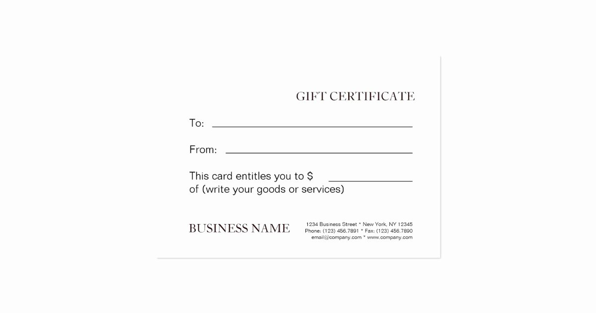 Facial Gift Certificate Template Luxury Massage Gift Certificate Templates Spa Gift Cards