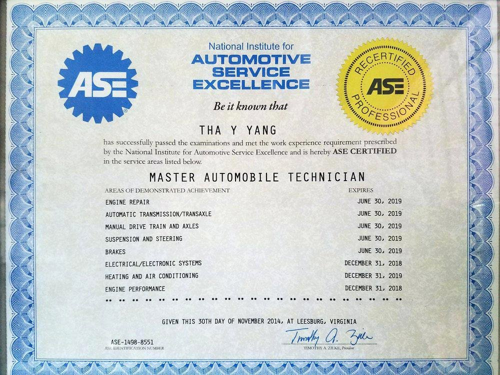 Fake ase Certificate Template Luxury ase Certification Number