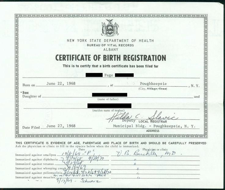 Fake Birth Certificate Template Elegant Best 25 Fake Birth Certificate Ideas On Pinterest