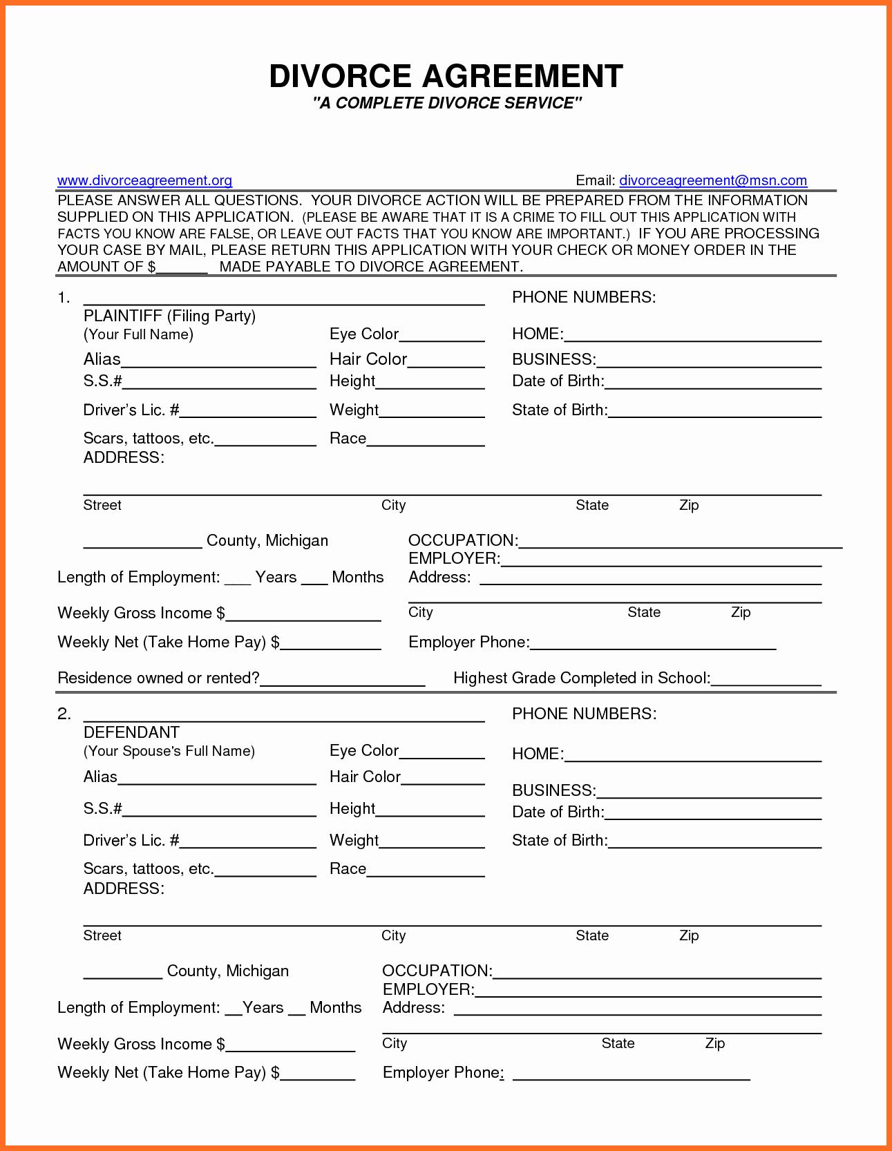 Fake Divorce Certificate Template Beautiful Fake Divorce Papers