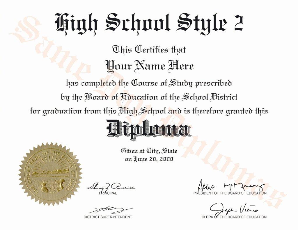 Fake Graduation Photo Maker Fresh Buy Replacement or Duplicate High School Diplomas