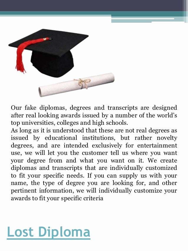 Fake Graduation Photo Maker Luxury Fake Diploma Maker
