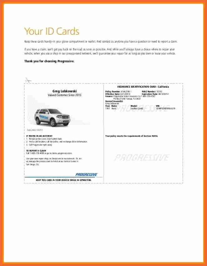 Fake Insurance Card Template Awesome Insurance Card Template Auto Insurance Cards Templates