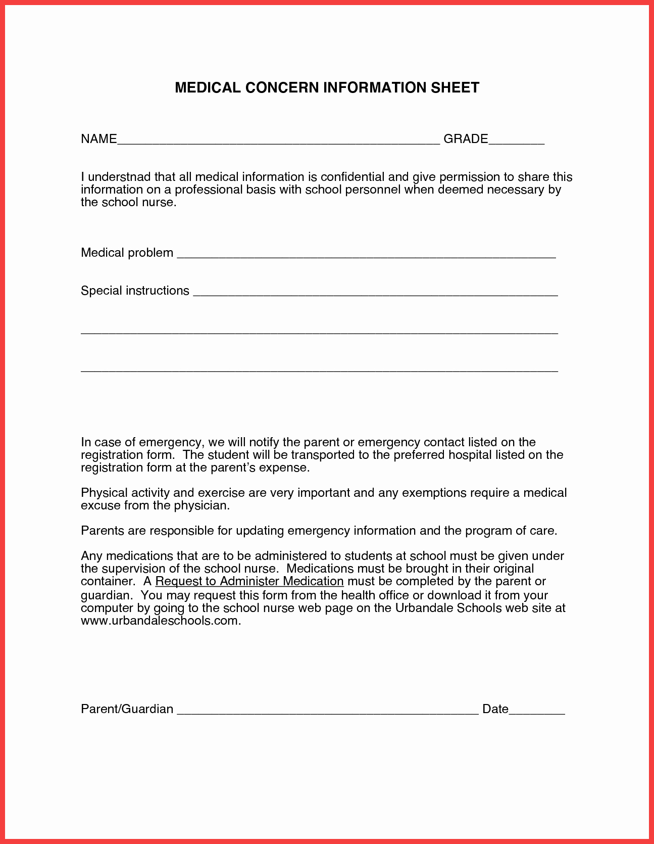 Fake Kaiser Doctors Note Template Luxury Kaiser Doctor Note Template