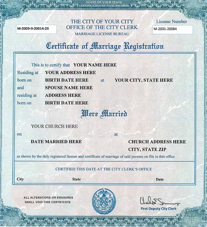 Fake Marriage Certificate Template Unique Fake Ged Certificate 3 Fake Ged [ged3] $79 95 Fake