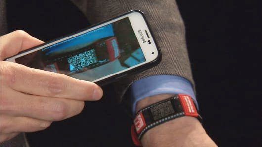 store your entire medical history on your wrist