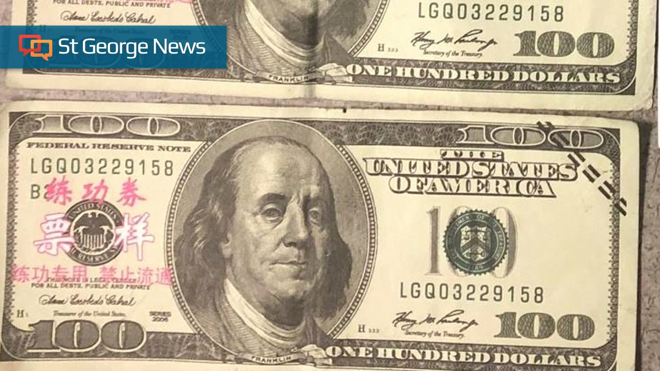 Fake Money Gram Numbers Inspirational Police Warn Of Counterfeit Bills with Chinese Writing – St