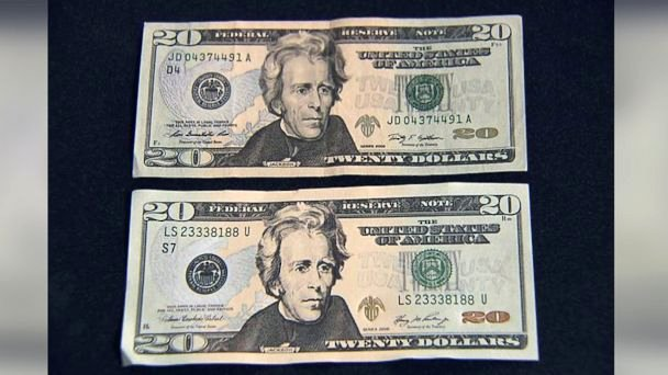 Fake Money Gram Numbers Lovely Counterfeit Investigation Can You Spot the Fake $20