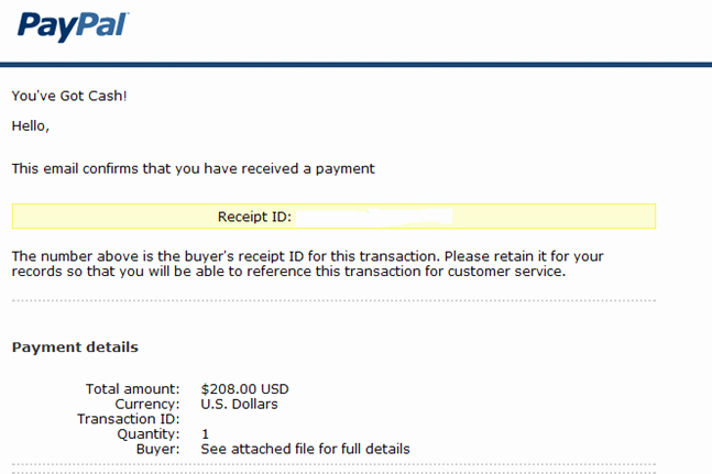 Fake Moneygram Confirmation Number Elegant How Paypal Scams and Scammers Tar Your Account