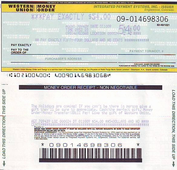 Fake Moneygram Confirmation Number Elegant Picture Western Union Money order