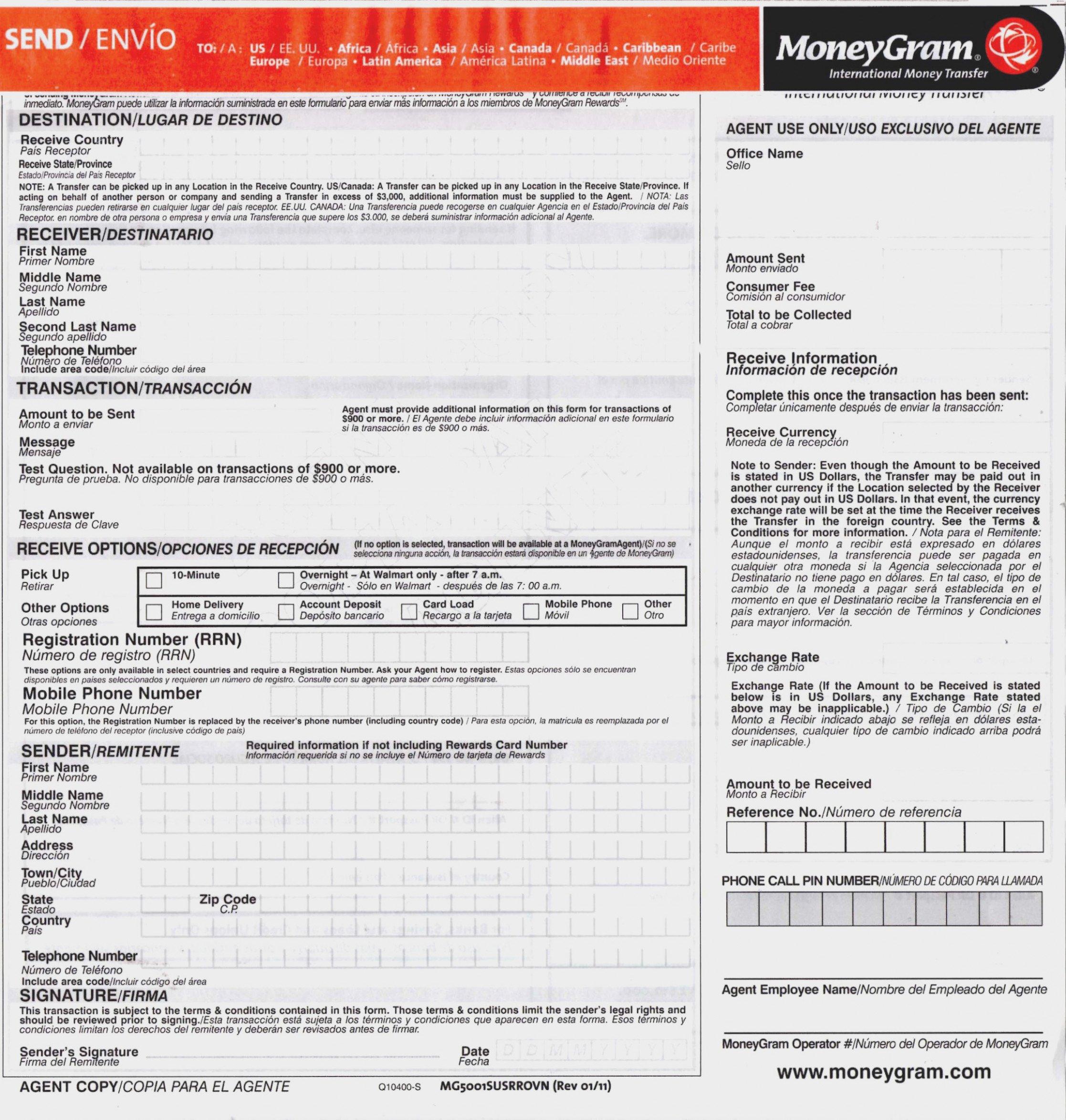 Fake Moneygram Receipt Generator Lovely This is why Money order