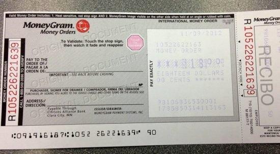 Fake Moneygram Receipt Lovely Money orders How to Track some Of the Most Popular Money