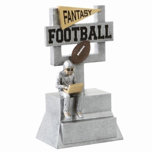 Fantasy Football Winner Certificate Unique Loser Awards