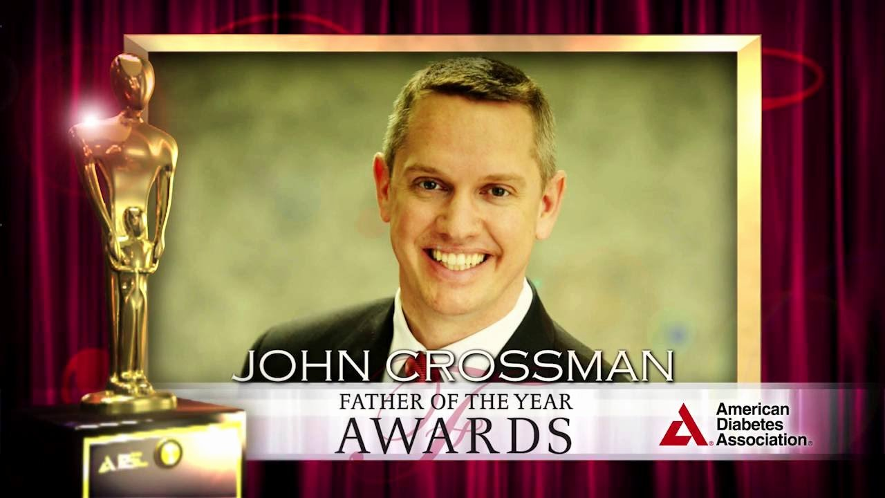 Father Of the Year Certificate Elegant John Crossman 2016 Ada Father Of the Year Award Honoree