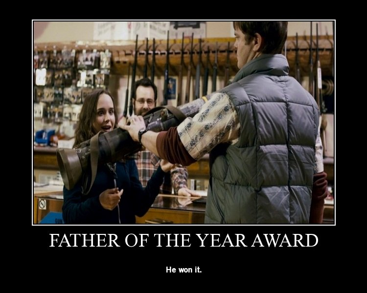 Father Of the Year Certificate Fresh Would You Give Your Daughter A Jennings for Self Defense