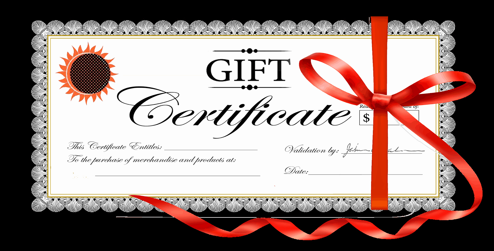 Father's Day Gift Certificate Template Awesome 18 Gift Certificate Templates Excel Pdf formats