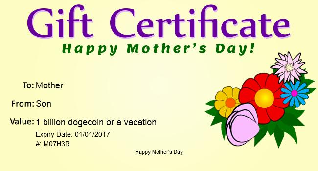 Father's Day Gift Certificate Template Inspirational Ubuntu Corner Gift Certificates Debian Wallpaper and Doom