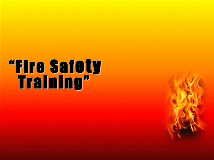 Fire Safety Certificate Template Awesome Fire Safety Training