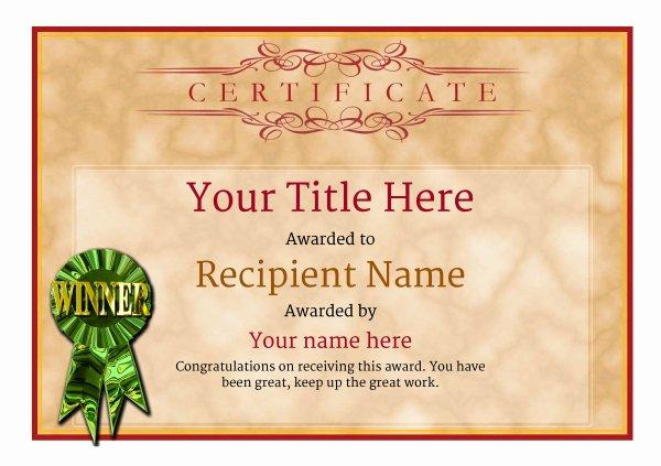 Firearms Training Certificate Template Beautiful Free Rifle Shooting Certificate Templates Add Printable