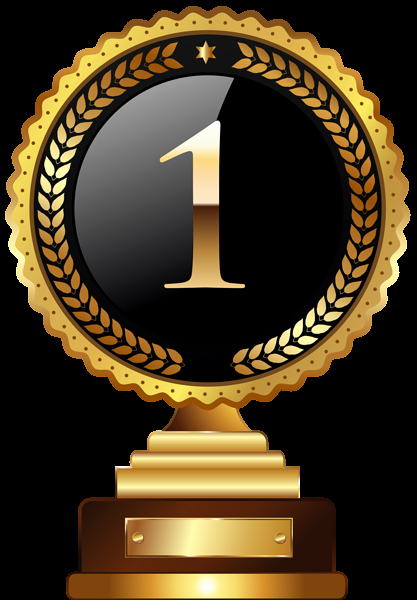 First Place Ribbon Png Best Of 1st Place Trophy Transparent Png Clip Art Image