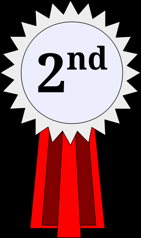 First Place Ribbon Png Lovely 2nd Clipart 23 Free Cliparts