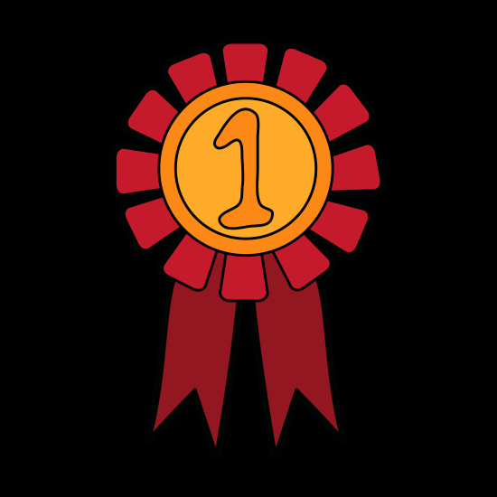 First Place Ribbon Png New First Place Ribbon Icon Icons by Canva